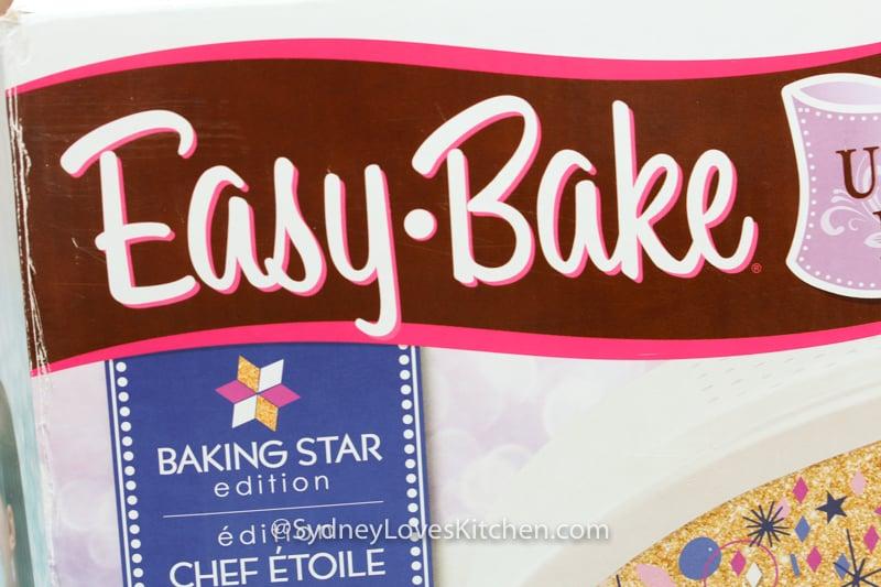Easy Bake Oven box